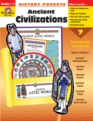 History Pockets: Ancient Civilizations