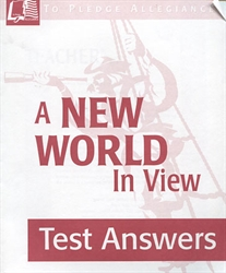 New World in View - Tests Answer Key