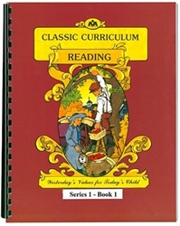 Classic Curriculum Reading Grade 1, Book 1