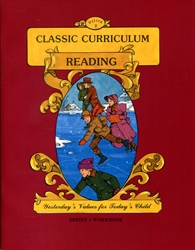 Classic Curriculum Reading Grade 1, Book 2