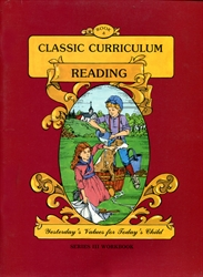 Classic Curriculum Reading Grade 3, Book 4