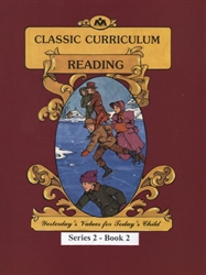 Classic Curriculum Reading Grade 2 Book