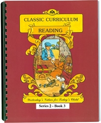 Classic Curriculum Reading Grade 2, Book 3