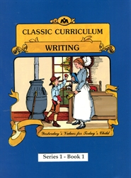 Classic Curriculum Writing Grade 1, Book 1