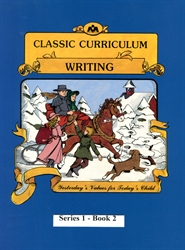 Classic Curriculum Writing Grade 1, Book 2