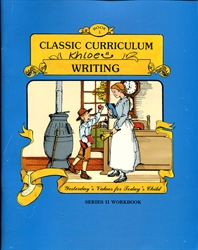 Classic Curriculum Writing Grade 2, Book 1