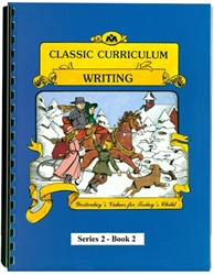 Classic Curriculum Writing Grade 2, Book 2