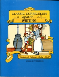 Classic Curriculum Writing Grade 4, Book 1