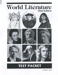 World Literature - Test Packet (old)