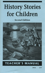 History Stories for Children - Teacher's Manual