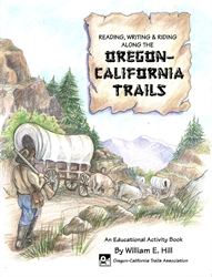 Reading, Writing and Riding Along the Oregon-California Trails