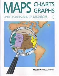 Maps/Charts/Graphs Level E