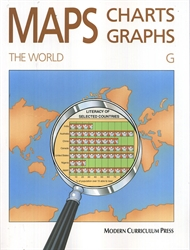 Maps/Charts/Graphs Level G