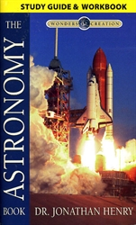 Astronomy Book - Study Guide & Workbook