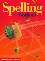Spelling Workout A - Worktext