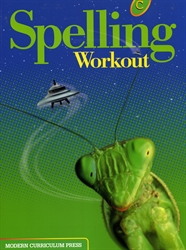 Spelling Workout C - Worktext