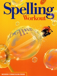 Spelling Workout D - Worktext