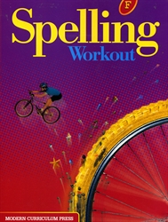 Spelling Workout F - Worktext