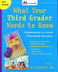 What Your Third Grader Needs to Know (old)