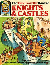 Time Traveller Book of Knights and Castles