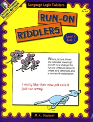 Run-On Riddlers A1