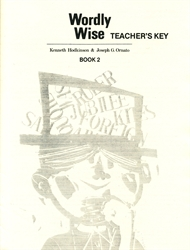 Wordly Wise Book 2 - Answer Key