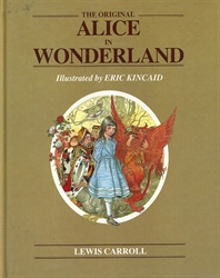 Original Alice in Wonderland