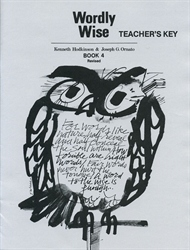Wordly Wise Book 4 - Answer Key