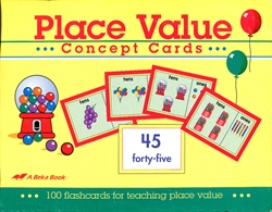 Place Value Concept Cards (old)
