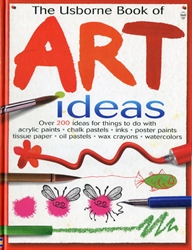 Usborne Book of Art Ideas