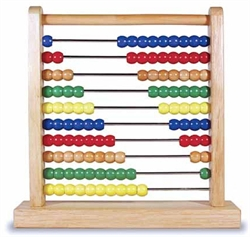 Ten-Row Abacus