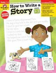 How to Write a Story Grades 1-3