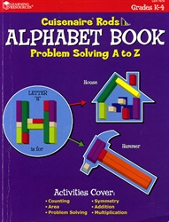 Cuisenaire Rods Alphabet Book