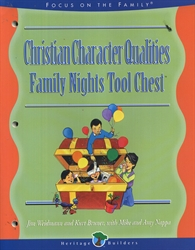 Christian Character Qualities Family Nights Tool Chest