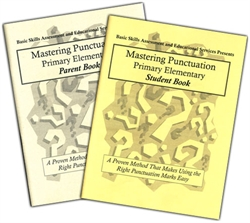 Mastering Punctuation Book 1 Set