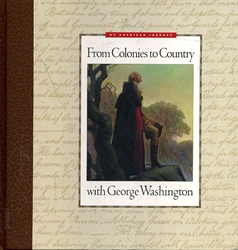 From Colonies to Country with George Washington - Book Only