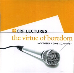 Virtue of Boredom - CD