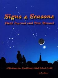 Signs & Seasons: Field Journal and Test Manual