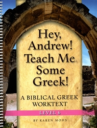 Hey, Andrew! Teach Me Some Greek! 6 - Workbook