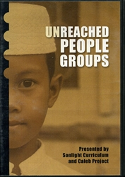 Unreached People Groups - DVD