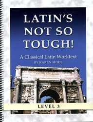 Latin's Not So Tough! 3 - Worktext