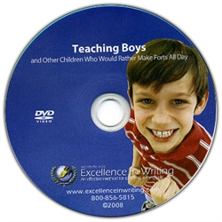 Teaching Boys - DVD