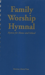 Family Worship Hymnal - Accompanist Edition