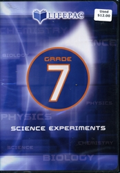 Lifepac: Science 7 - Experiments DVD