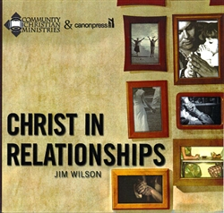 Christ in Relationships - DVD