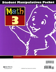 Math 3 - Student Manipulatives Packet