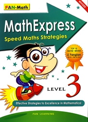 Math Express Speed Math Strategies - Level 3