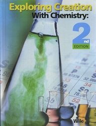 Exploring Creation With Chemistry - Textbook (old)