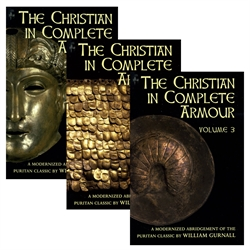 Christian in Complete Armour - 3 Volume Set