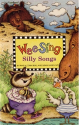 Wee Sing Silly Songs - Book and CD
